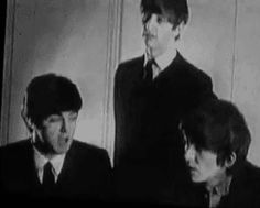 ♡♥The Beatles in 1964 - click GIF♥♡