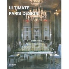 Ultimate Paris Design (Hardcover) #home decor #home #decor