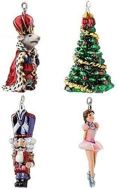 Набор елочных игрушек «Щелкунчик» Mostowski & Komozja — купить в интернет-магазине.