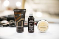 Aveda men: Don't be afraid to try Thickening Tonic alongside your favorite products.