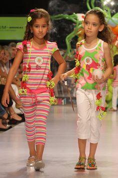 Moda para Niños y Niñas: Diseñador Blue Island