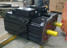 synchronous permanent magnet ac servo motor - Shandong China Coal Industry & Mining Group