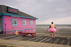 The tutu project. This man has guts! (literally gut. but lots of love!)