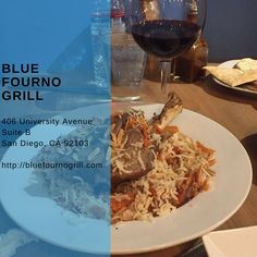 Looking for something different for dinner? Come on in to the Blue Fourno Grill and find your new favorite. #bluefournogrill #sandiego #Mediterranean #food #fresh #healthy #local
