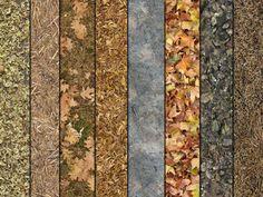 ayyuff's Autumn Terrain Paints