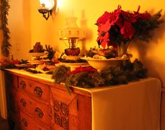 Edison Homestead -- Holiday Nights at Greenfield Village