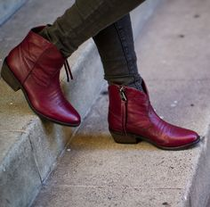 shoes for women: Stevie (wine) by ShoeMint