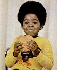 Rodney Allen Rippy former child actor. He appeared in TV commercials for the fast-food chain Jack in the Box in the early as well as in numerous roles in television and movies. Gary Coleman, Coloured People, Jack In The Box, Child Actors, Black Artists, Teenage Years, Tv Commercials, Classic Tv, Music Tv