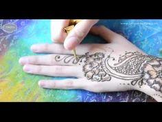 Junoon Designs » Henna Tattoo Tutorial