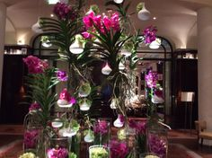 Chantilly de fleurs (détail)