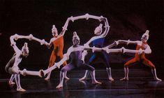 "Alwin Nikolais: ""La danza como arte del movimiento"""