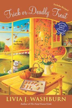Trick or Deadly Treat: A Fresh-Baked Mystery by Livia J. Washburn,http://www.amazon.com/dp/0451416694/ref=cm_sw_r_pi_dp_z.Tstb17ZA78MF7Y