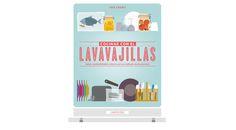 'Cocinar con el lavavajillas', un  libro para ecococineros