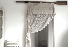 repurposed oar, etc. -- curtain rod alternatives | Bob Vila