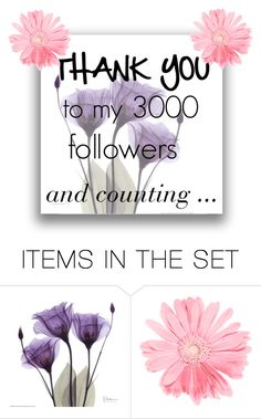 """""""THANK YOU ..."""" by tuomoon ❤ liked on Polyvore featuring art"""