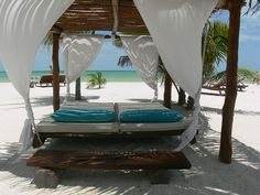 Can't wait to relax here!!  Hotel Mawimbi - Holbox Island, Mexico