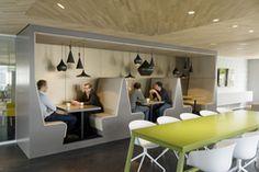 Inside Drees & Sommer's Decentralized Stuttgart Offices