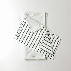 In grey marl and charcoal and white stripe, these are wonderful unisex gifts Sticky Fudge, Unisex Gifts, Beautiful Outfits, Charcoal, Blanket, Grey, Clothes, Collection, Gray