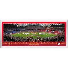 Europa League Final 2013 Chelsea v Benfica Official UEFA Photograph Range