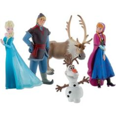 Buy Disney Frozen Deluxe Character Set at Argos.co.uk - Your Online Shop for Doll playsets. Frozen Characters, Fictional Characters, Disney Frozen, Poppies, Chelsea, Princess Zelda, Dolls, Christmas Ornaments, Holiday Decor