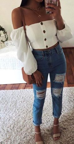 Trendy outfits for teens, summer fashion for teens, edgy outfits, tee Edgy Outfits, Mode Outfits, Winter Outfits, Tumblr Summer Outfits, Cute Simple Outfits, Casual Outfits Summer Teen, Cute Summer Clothes, Edgy School Outfits, Casual Outfits 2018
