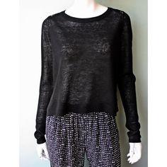 Joie Matrika Lace Sweater #joieclothing