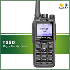 >> Click to Buy << New Arrival TSSD 5W LCD Screen UHF 400-480MHZ Voice Encryption Digital Two Way Radio TS-D8800R #Affiliate