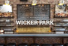 The 12 Best Bars in Wicker Park
