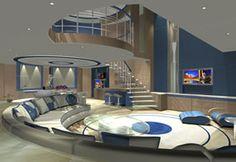 Luxury Yacht Interiors | super yacht interior Design Tendencies In Megayacht Interiors