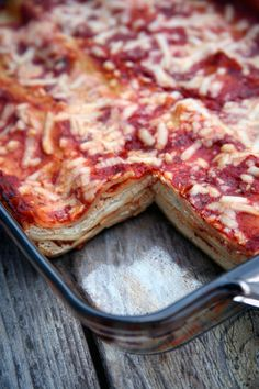 No One Will Believe That This Lasagna Is Dairy-Free