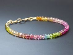 Details about  /Ethiopian Opal Faceted blue Topaz Beads Bracelet 925 Sterling Silver Clasp