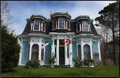 25 Winter Avenue Newfoundland And Labrador, Mansions, House Styles, Building, Winter, Home Decor, Mansion Houses, Winter Time, Homemade Home Decor