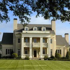 Front On Pinterest Southern Plantations Southern