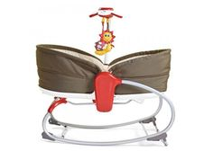 Our picks for the best baby swings and bouncers - Tiny Love 3-in-1 Rocker Napper #babycenterknowsgear #pinittowinit