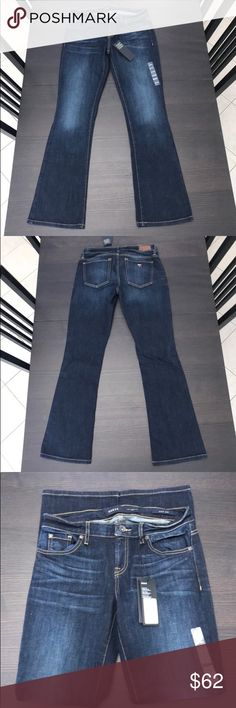 💙👖Sweet NWT Guess Jeans👖💙 29 7/8 30.5 Love!!! 💙👖 DESIGNER JEANS!👖💙👖PREMIUM DENIM!👖💙 Thanks for stopping by!!! Please Study the Photos Very Carefully!!! ZOOM IN on the Hems, Pockets, and Seat to SEE Details Color And Condition! SEE NOTECARD for information about this particular pair of jeans!!! The Notecards will answer many of your questions!!! MEASUREMENTS are listed ON the NOTECARD!!! #Hashtags: Anthro Anthropologie The Buckle Dojo 7 For All Mankind Citizens of Humanity Miss Me…