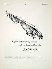 1960 Ad 1961 Jaguar Mark IX Mark 2 XK150 Car Automobile Classic Luxury Auto YMT2