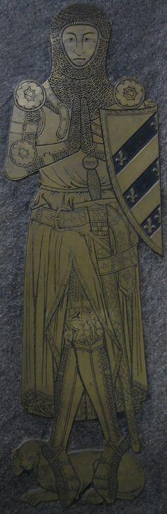 1323    William Fitzralph, died 1323    Pebmarsh