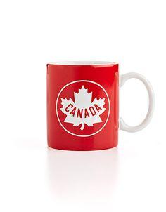 Canada Collection coffee mug.