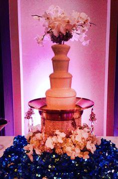 Hello Sugar - Chocolate Fountains and Elegant Edibles - (407) 443-0779 - www.hellosugardesserts.com