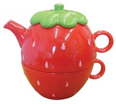 Tea for one - strawberry