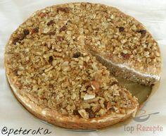 Gesunder Nuss-Apfel-Kuchen