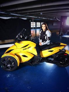 Danica Patrick - Can Am Spyder http://www.route3amotorsports.com/index.htm https://www.facebook.com/pages/ROUTE-3A-MOTORS-INC/290210343793?ref=hl OPEN 7 DAYS A WEEK 978-251-4440
