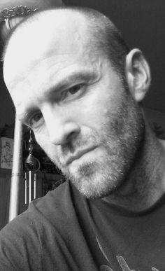 Jason Statham serious look