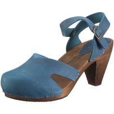 Women's Wood Ulrika Ankle Strap Heels