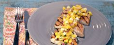 This grilled grouper and salsa will bring the taste of Key West right to your kitchen!