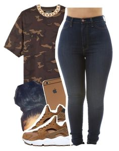 """""""....."""" by trinityannetrinity ❤ liked on Polyvore featuring adidas Originals, NIKE, women's clothing, women, female, woman, misses and juniors"""
