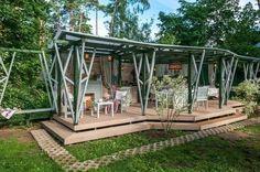 Открытая беседка - Дизайн интерьеров | Идеи вашего дома | Lodgers