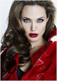Patrick Demarchelier #1 - Photoshoots-2010-PATRICKDEMARCHELIER-1-008 - Angelina Jolie Brasil // Gallery