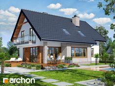 Ihr seid auf der Suche nach Hauskonzepten für Familien? Bei diesem Haus verbinden sich Funktionalität und Design zu einem tollen Konzept.