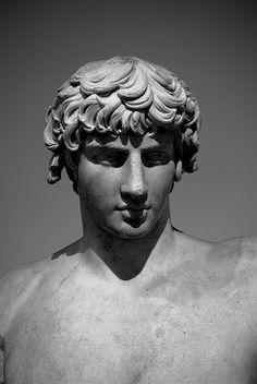 Antinoo, aka the sex symbol of ancient times